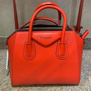Authentic Small Givenchy Antigona Bag
